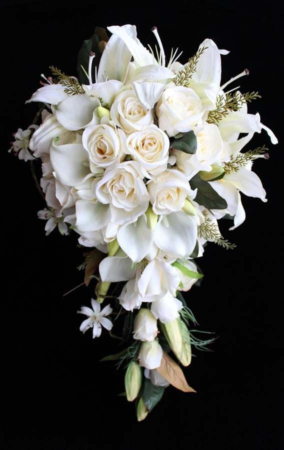 Bridal Bouquet Traditional Style from